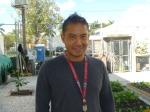 Jerome Duran, Victory Garden Community Board Member