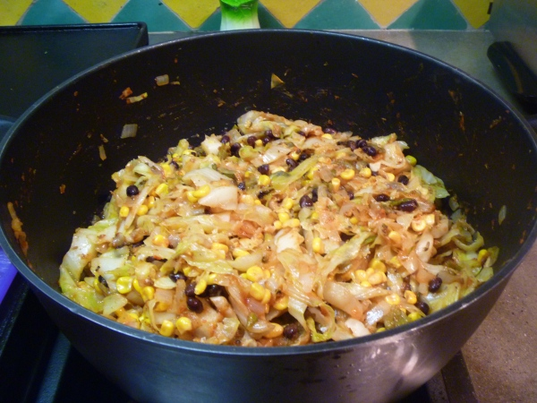 Pot o'cabbage