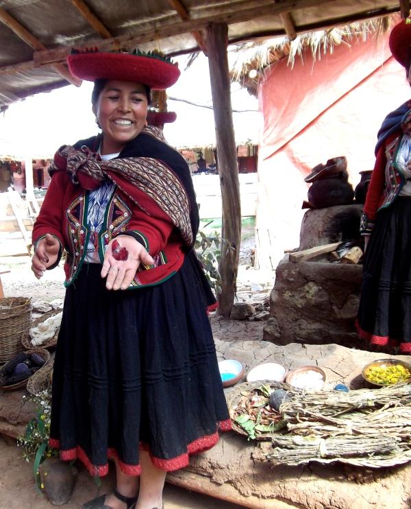Peruvian Cochineal