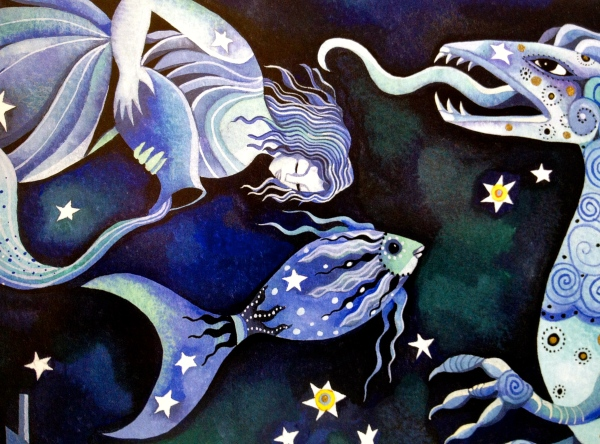 Art of Christina Balit