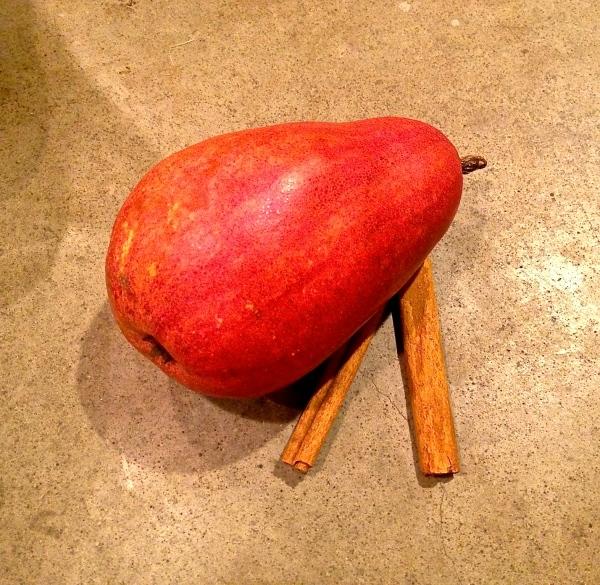 Cinnamon and Pear