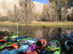 Verde River near Clarkdale, AZ