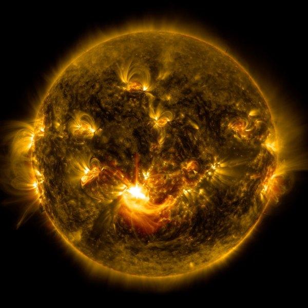 NASA/Goddard/SDO
